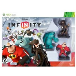 Disney Infinity Starter Game Pack for Xbox 360
