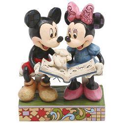Sharing Memories Disney Figurine