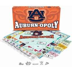 Auburn-opoly Auburn University Monopoly Game