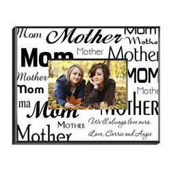 Personalized Mom Photo Frame