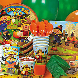 Harvest Hoedown Basic Party Pack