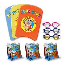 Pool Kids Beginning Swimmer Set