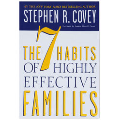 The 7 Habits of Highly Effective Families Book