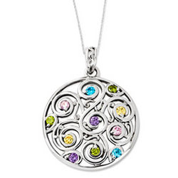 Kaleidoscope of Wishes Necklace