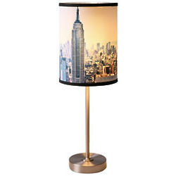 Empire State Skyline Lamp
