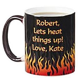 Personalized Valentine Hot Liquid Mug