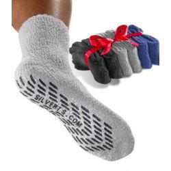 Non Skid / Slip Hospital Socks