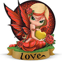 Fairy of Love Figurine