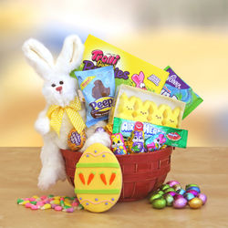 Some Bunny Loves You Easter Gift Basket