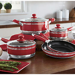 Aluminum Red Cookware