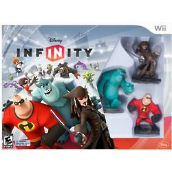 Disney Infinity Starter Game Pack for Nintendo Wii