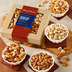Favorite Nut Collection Gift Box