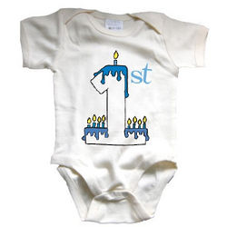 Baby's First Chanukah Bodysuit