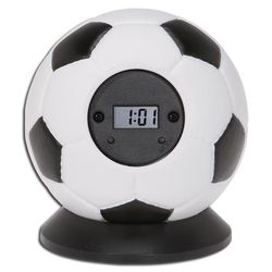 Bouncing Soccer Alarm Clock