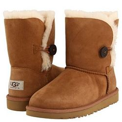UGG Girl's Bailey Button Boots