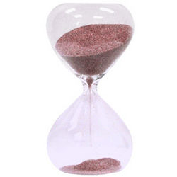 5 Minute Glass Hourglass Sand Timer