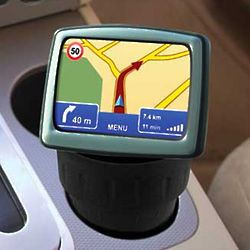 GPS Cup Holder
