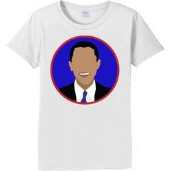 Obama Circle Women's T-Shirt
