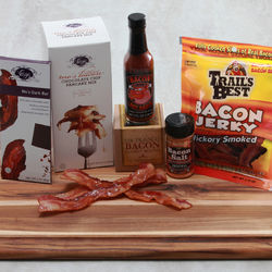 The Smokehouse Bacon Gift Box
