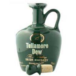 Tullamore Dew Crock Irish Whiskey