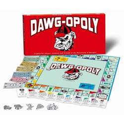 University of Georgia Monopoly Game