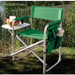 Folding Arm Chair with Table