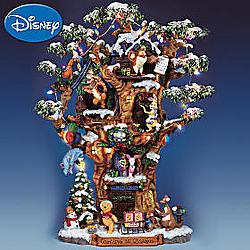 Disney Winnie The Pooh S Countdown To Christmas Tree