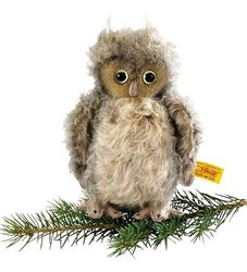 Steiff Whittie Owl