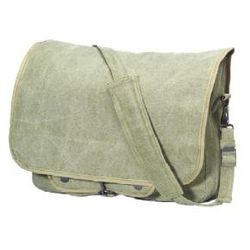 Stonewashed Paratrooper Shoulder Bag