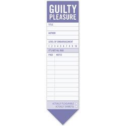Guilty Pleasure Bookmark Pad