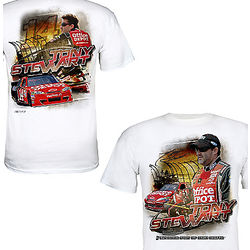 Tony Stewart #14 Draft Tee