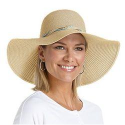 Women's UPF 50 Corsica Sun Hat