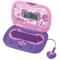 Girl's Toy Laptop