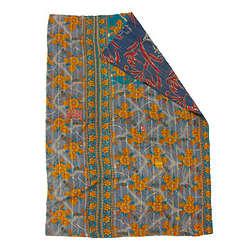 Kantha Handcrafted Blanket