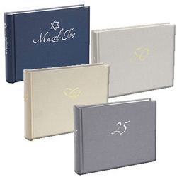 Special Occasion Linen Covered Album