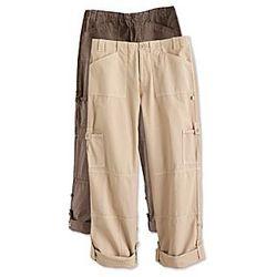 Women's Convertible Travel Pants