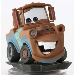 Disney Infinity Tow Mater Car Figure