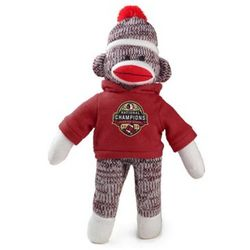 FSU National Champions Sock Monkey Stuffed Animal