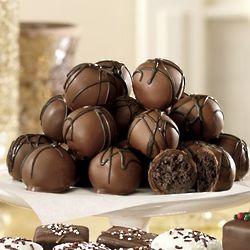 Mini Cake Balls Gift Box