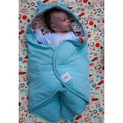 Organic Baby Bunting Bag