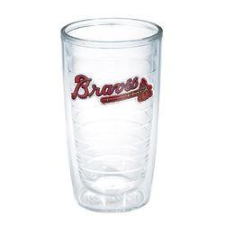 4 Atlanta Braves 16 Oz. Tervis Tumblers