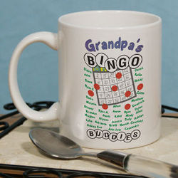 Bingo Buddies Coffee Mug