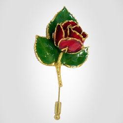 Promise Rose Stick Pin