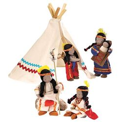 Native American Playset
