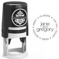 Plain Jane Self-Inking Stamper