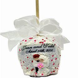 Chocolate Caramel Wedding Apple