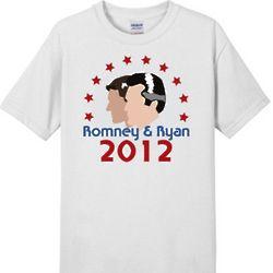 Romney Ryan 2012 Men's T-Shirt