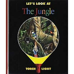 Let's Look at the Jungle Children's Book