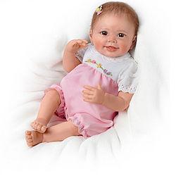 Emma Realistic Baby Doll