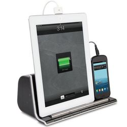 Smartphone and Tablet Charging Speaker Dock